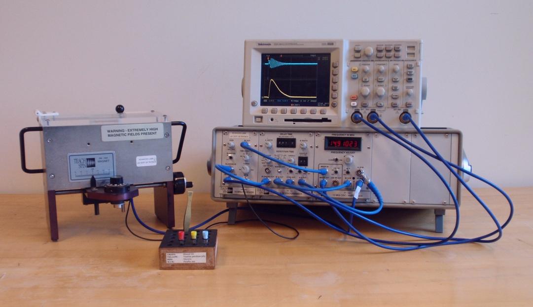 Nmr Spectroscopy Off Resonance Labwiki